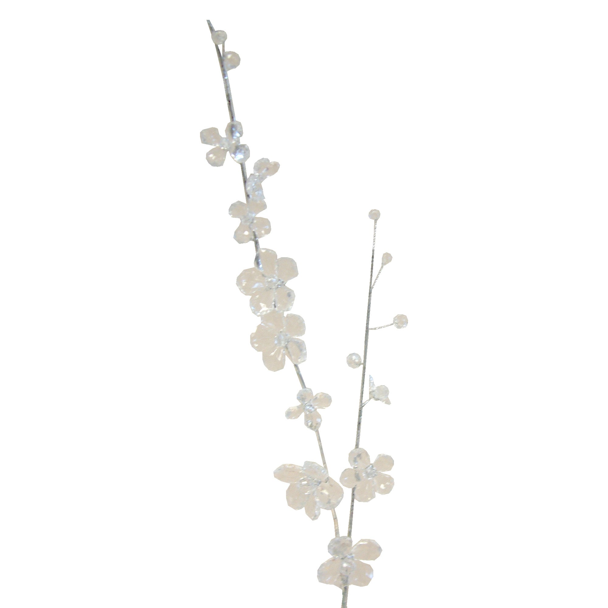 Crystal Spray Flower Stem
