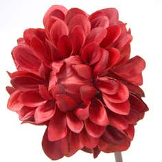 Artificial Dahlia Flower Stem