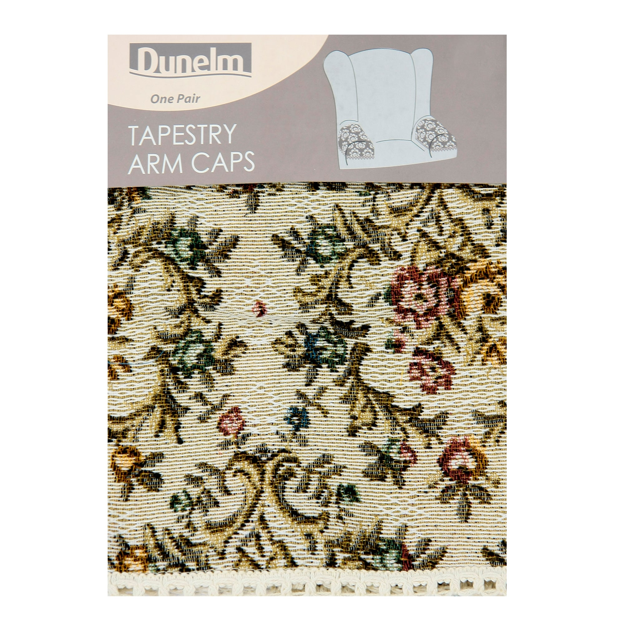Tapestry Arm Caps