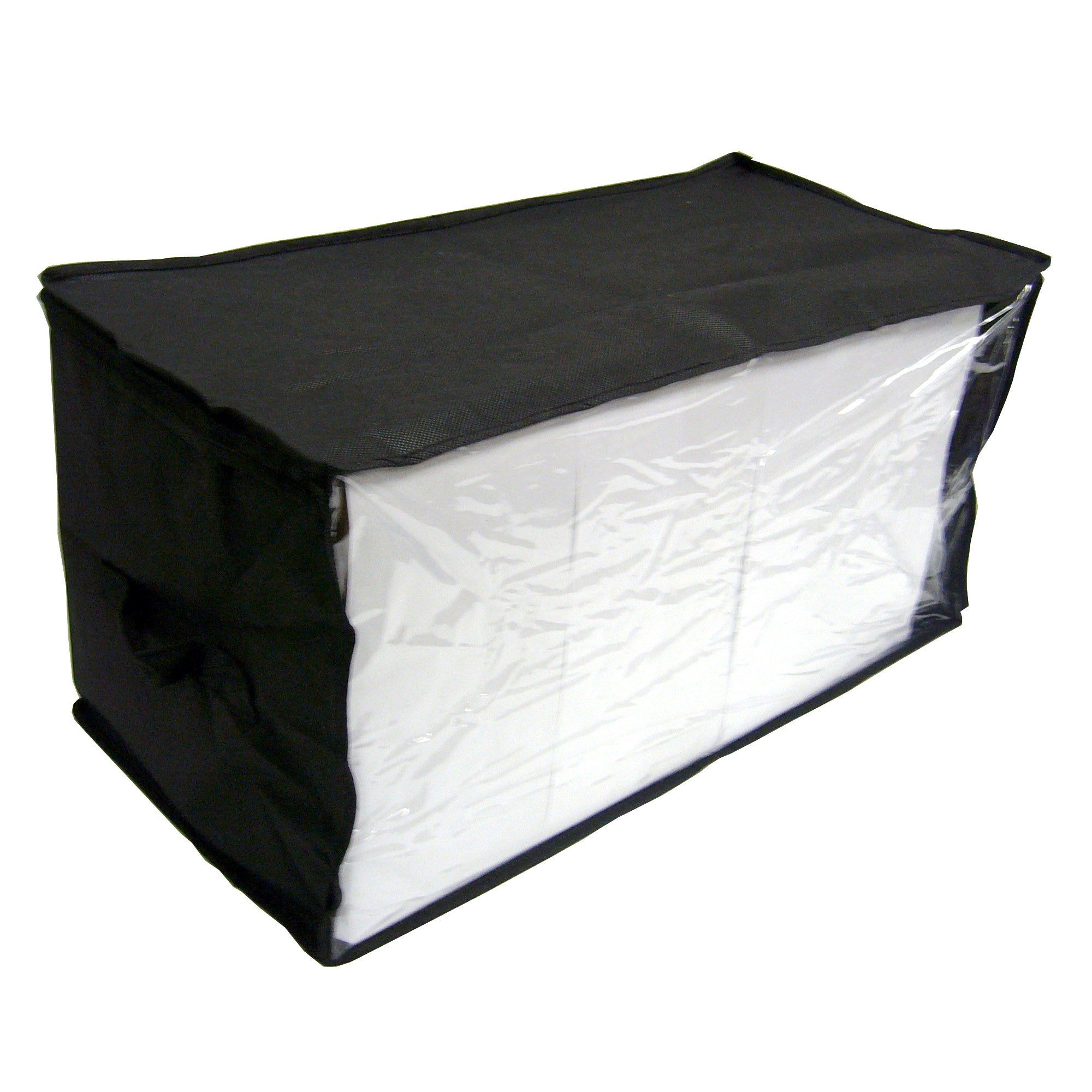 Black Non Woven Collection Duvet Bag