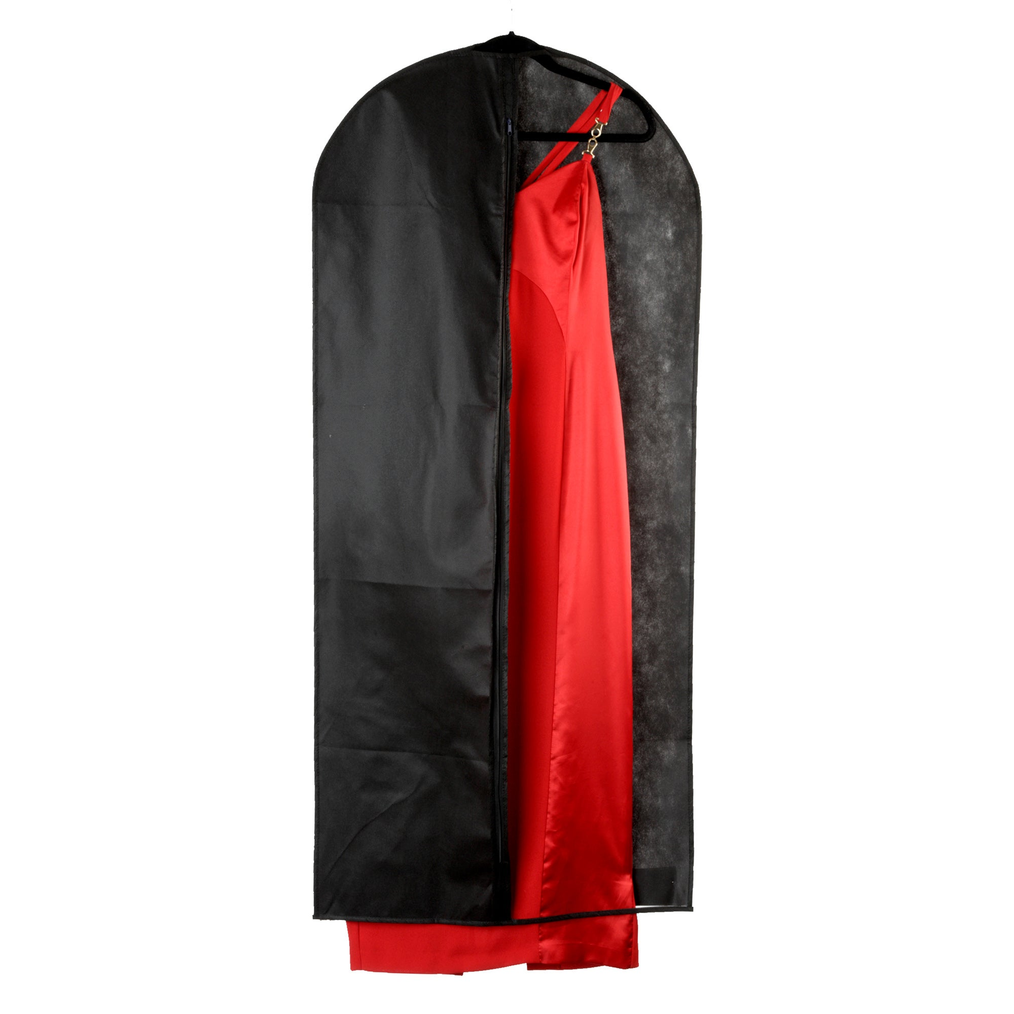 Black Non Woven Collection Dress Cover