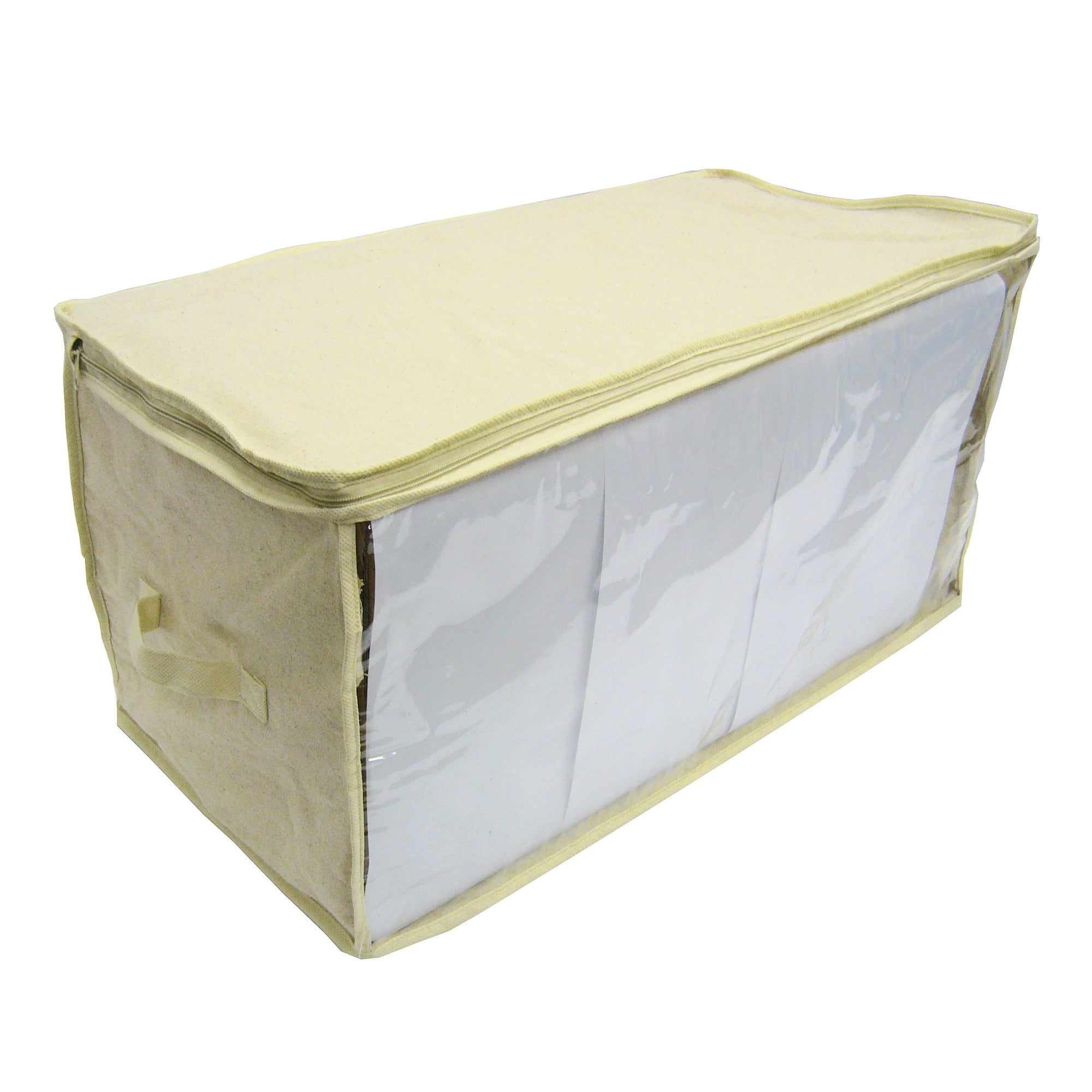 100% Cotton Collection Jumbo Storage Bag
