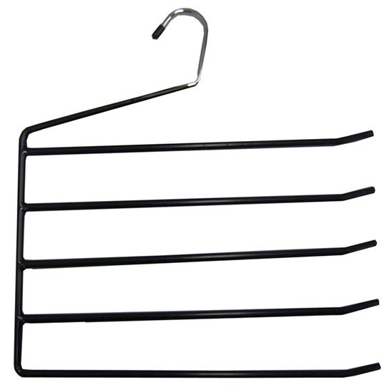 Set of 2 Wire 5 Tier Hangers