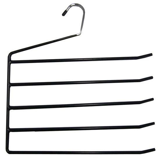 Set of 2 Wire 5 Tier Hangers