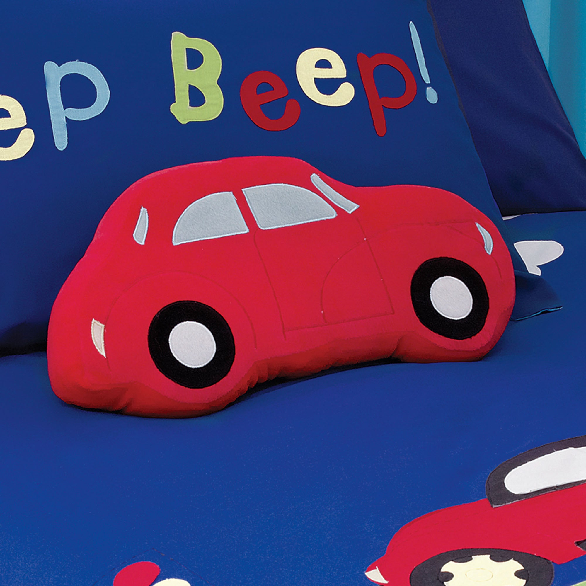 Kids Beep Collection 3D Cushion