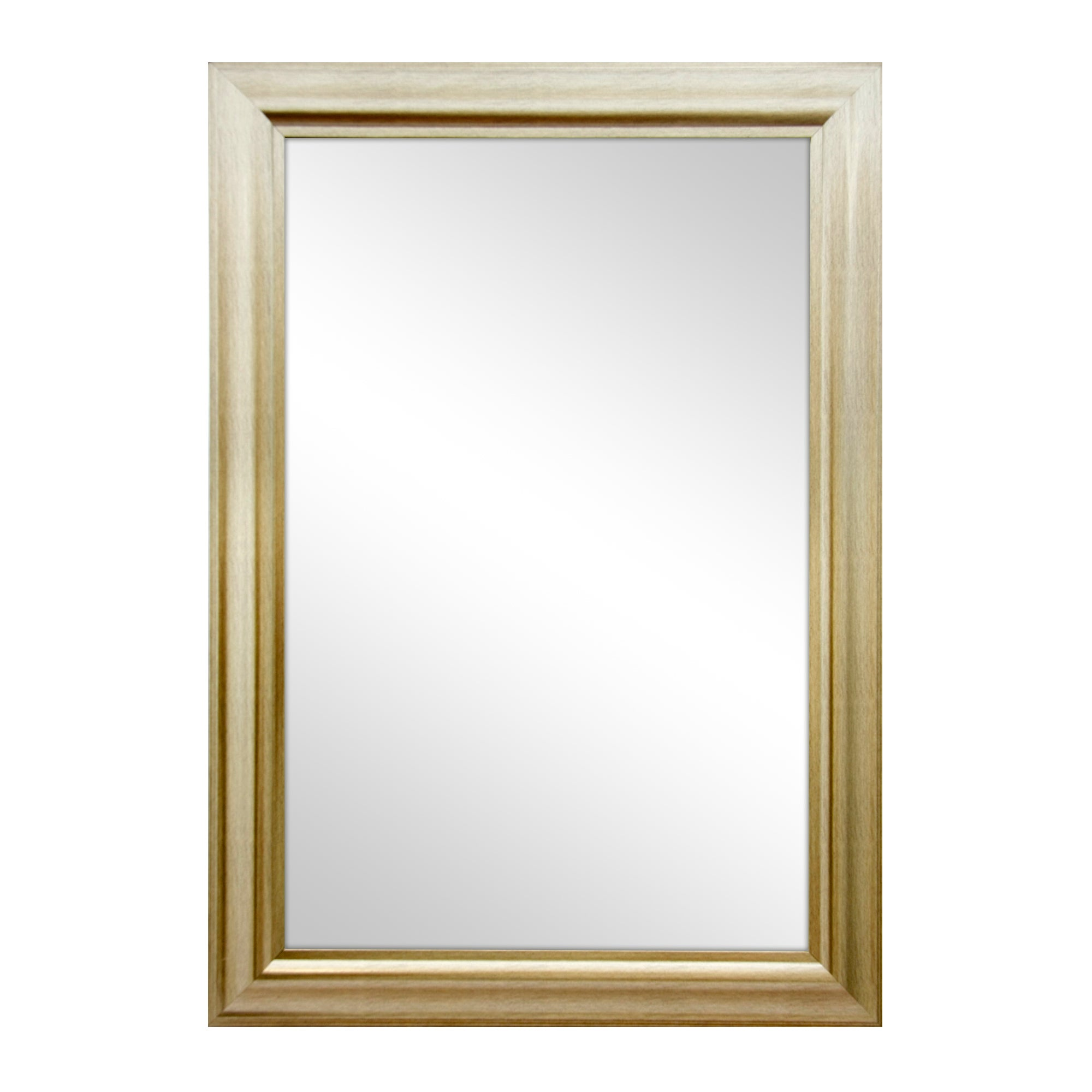 Plain Framed Mirror
