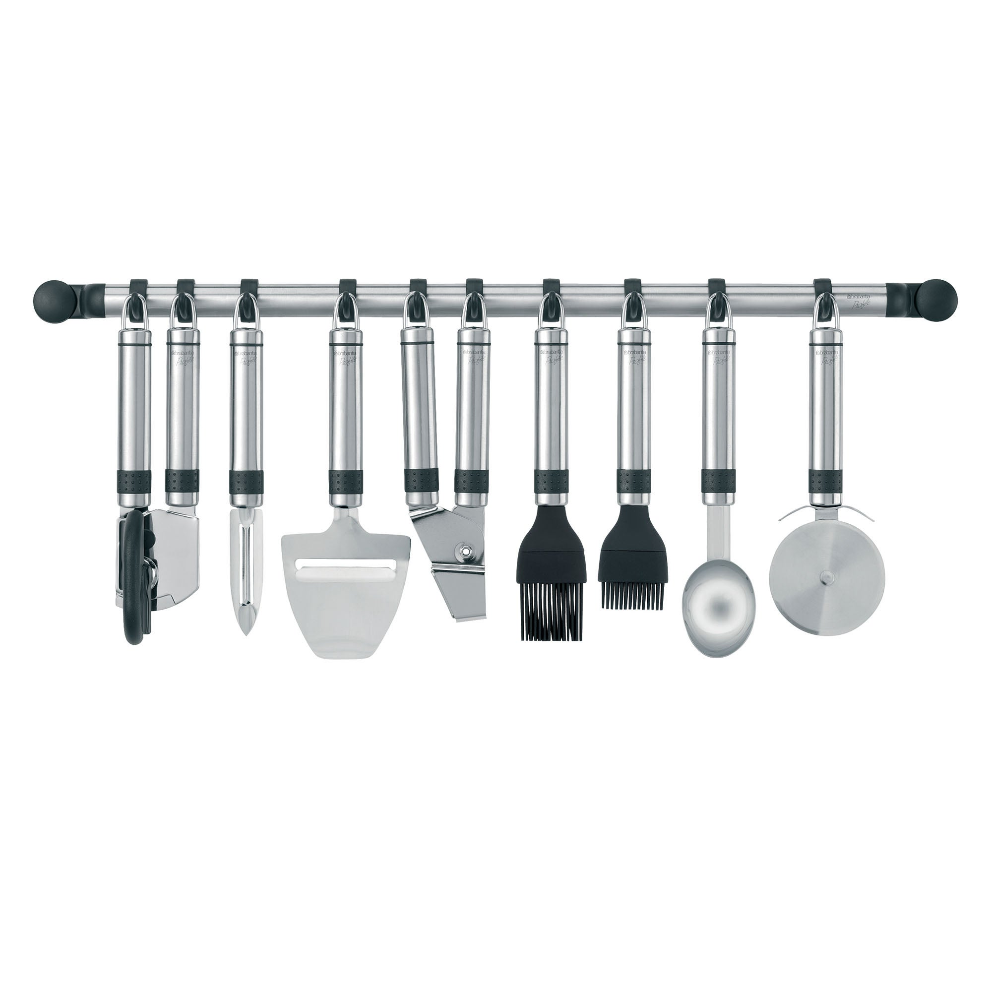 Brabantia Gadget Rack with 12 Hooks