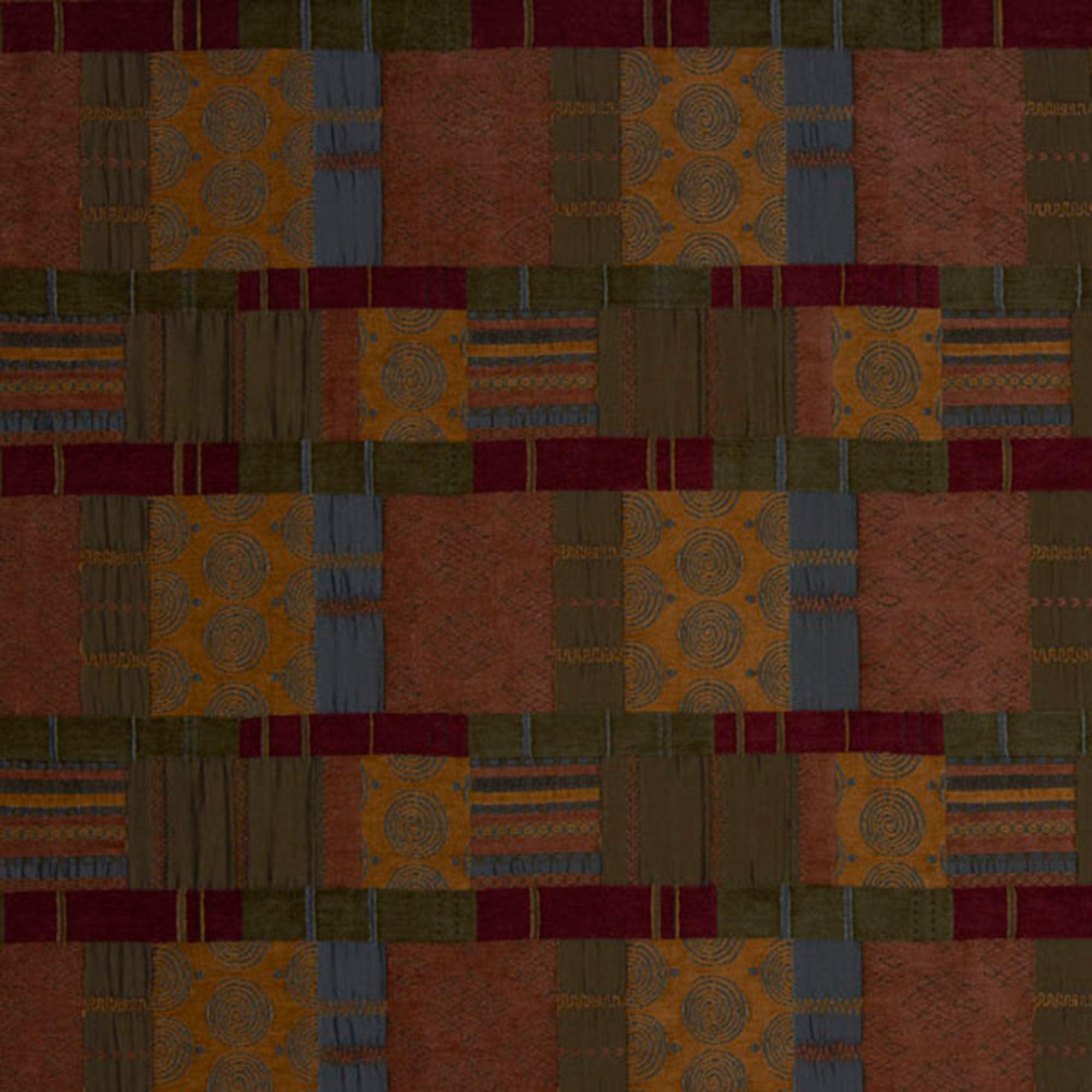 Prague Chenille Fabric