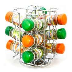 Schwartz 12 Jar Spice Rack