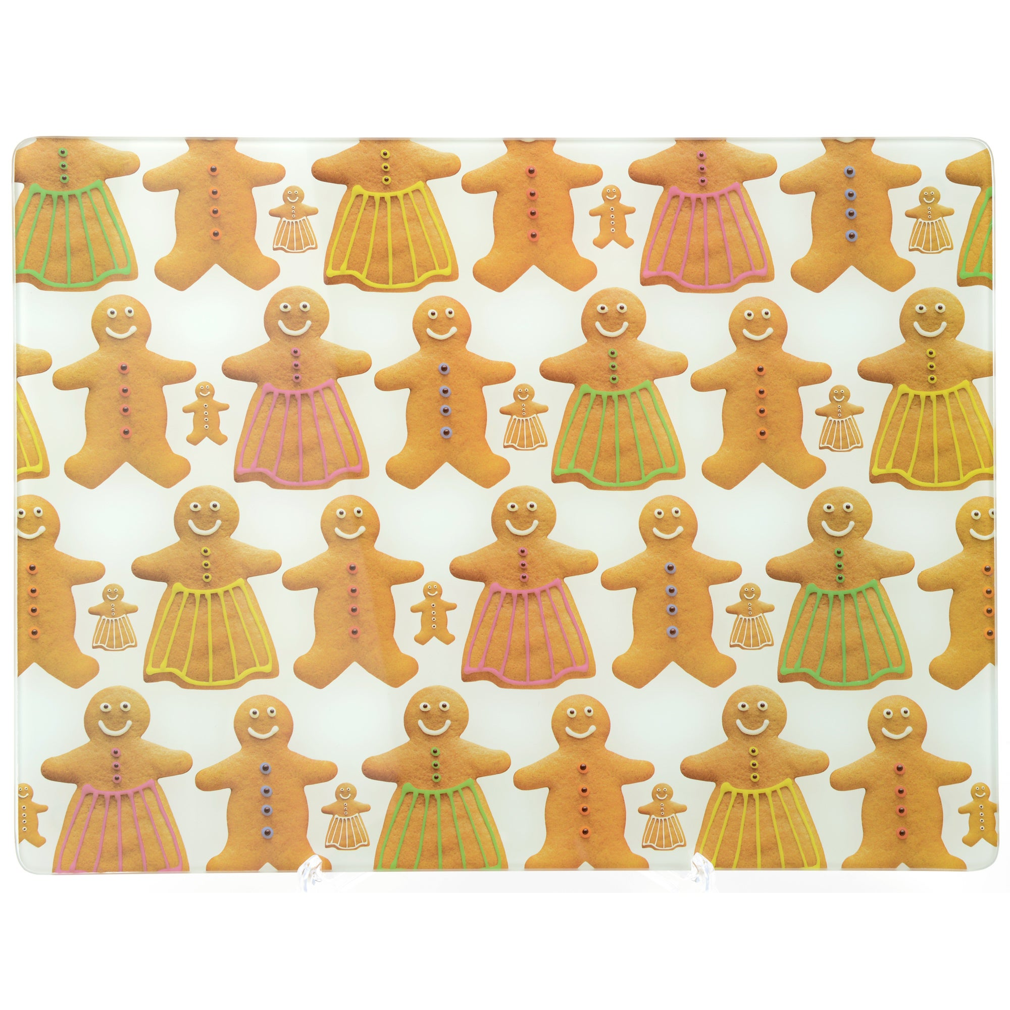 Gingerbread Work Surface Protector