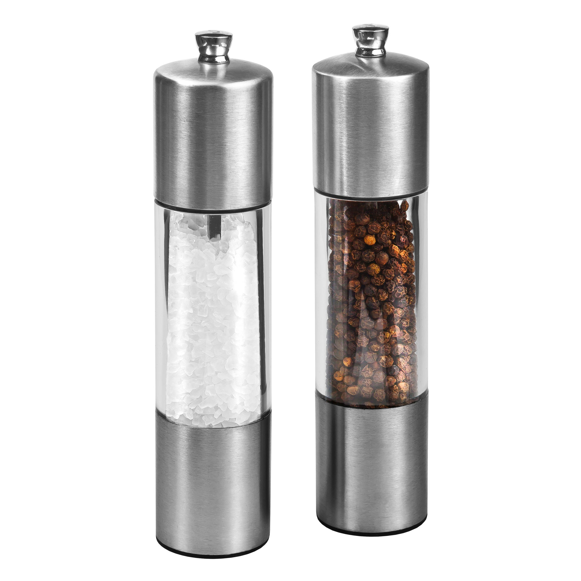 Cole & Mason Monaco Everyday Salt and Pepper Mill Gift Set