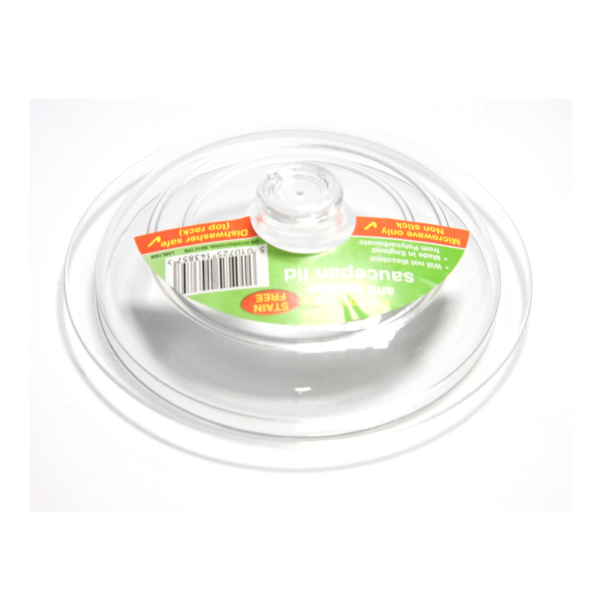 Microwave Saucepan Lid
