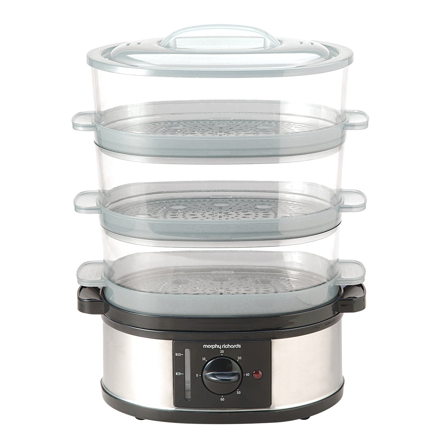 Morphy Richards 48755 3 Tier Food Steamer