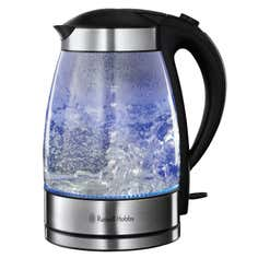 Russell Hobbs 15082 Stainless Steel Silver Illuminating Kettle