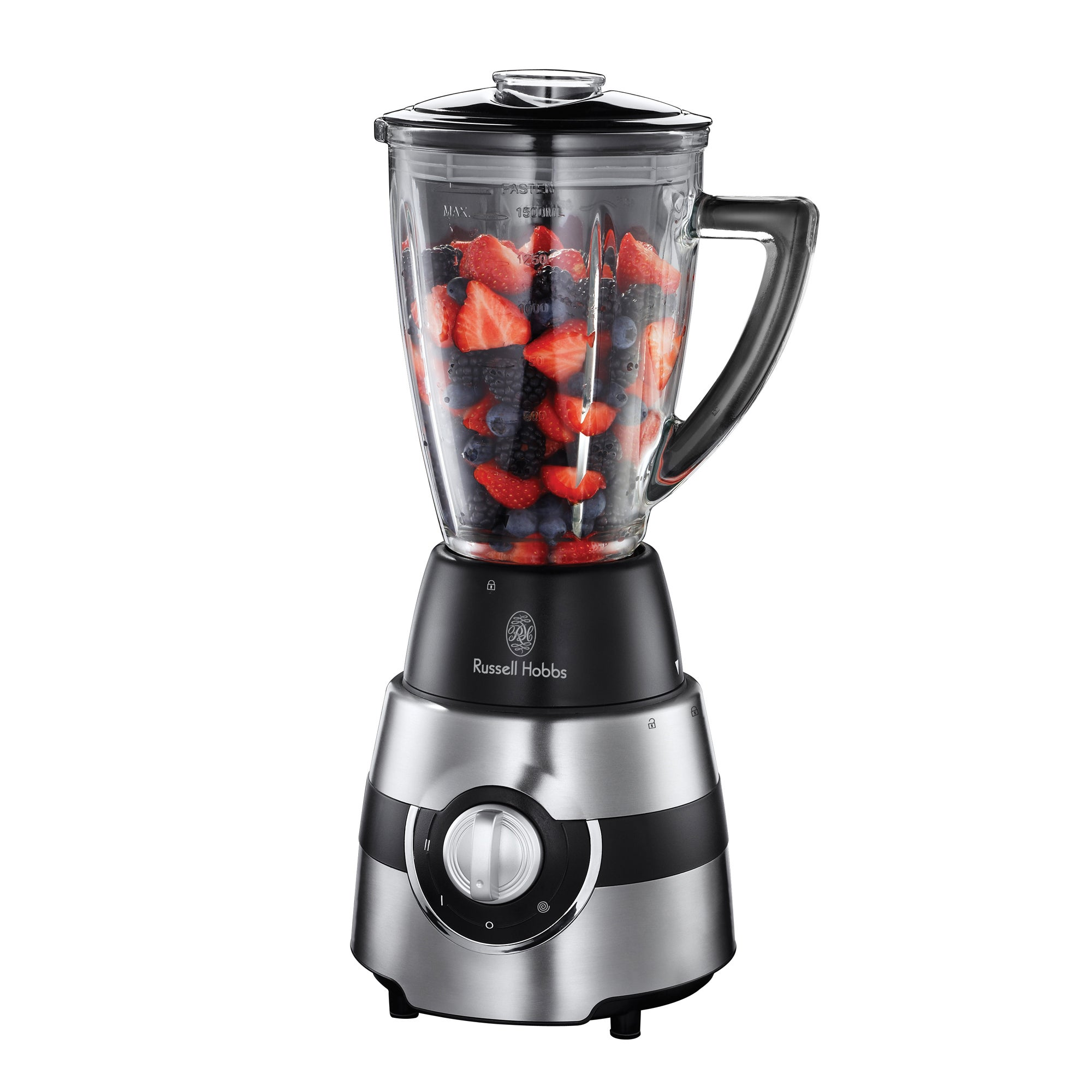 Russell Hobbs 18087 Black Glass Blender