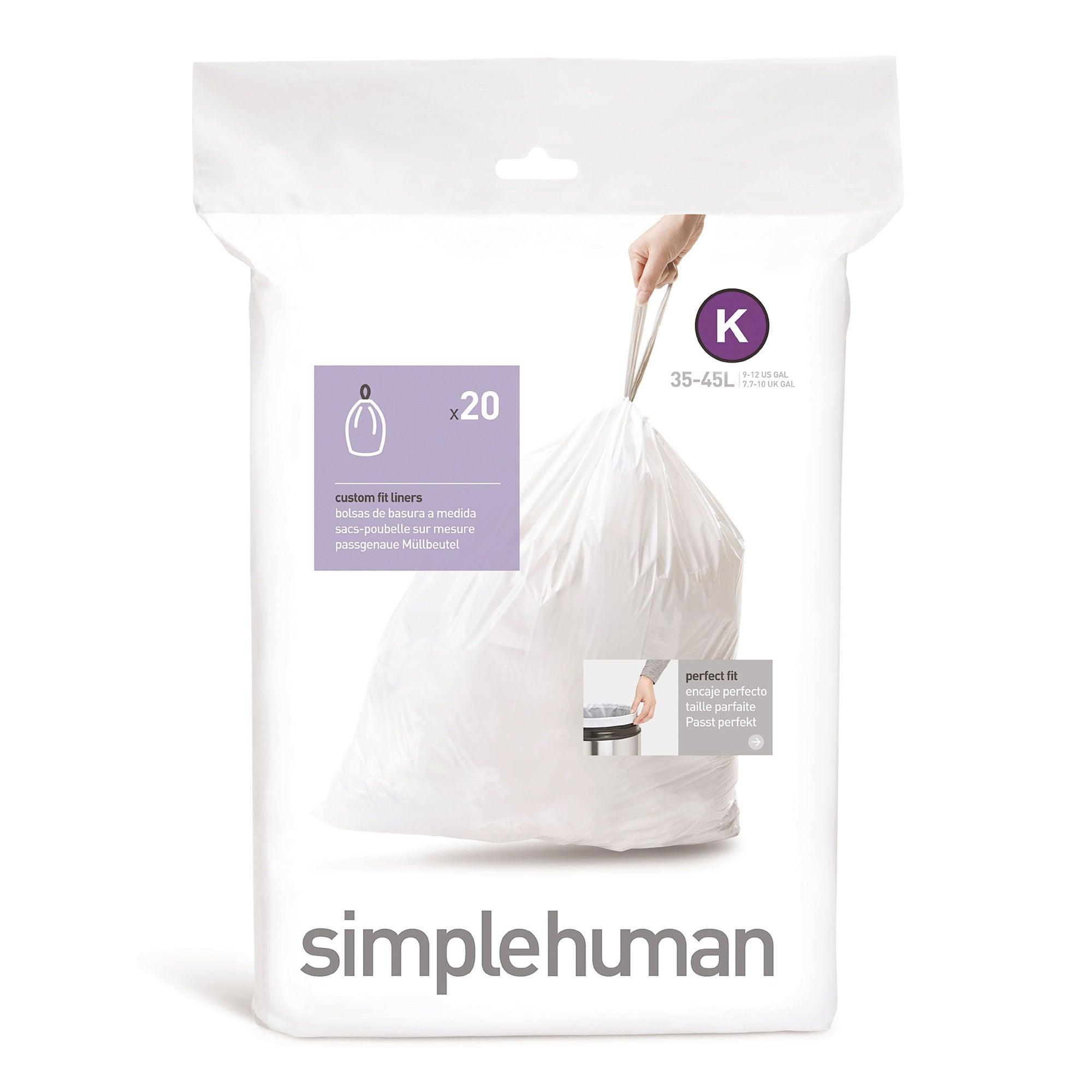 simplehuman 38 Litre Bin Liners