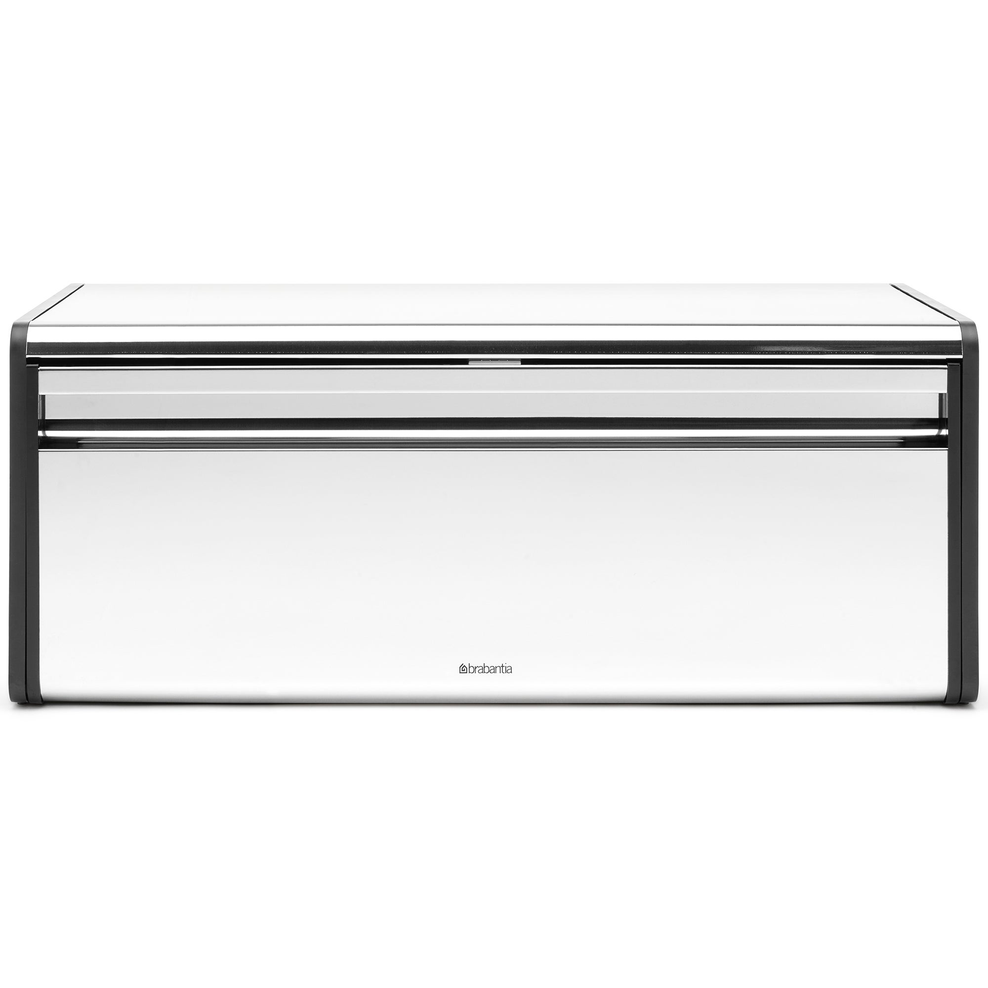 Brabantia Fall Front Stainless Steel Bread Bin