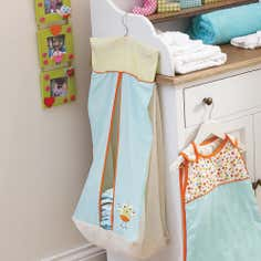 Kids Sleepy Owl Collection Nappy Stacker
