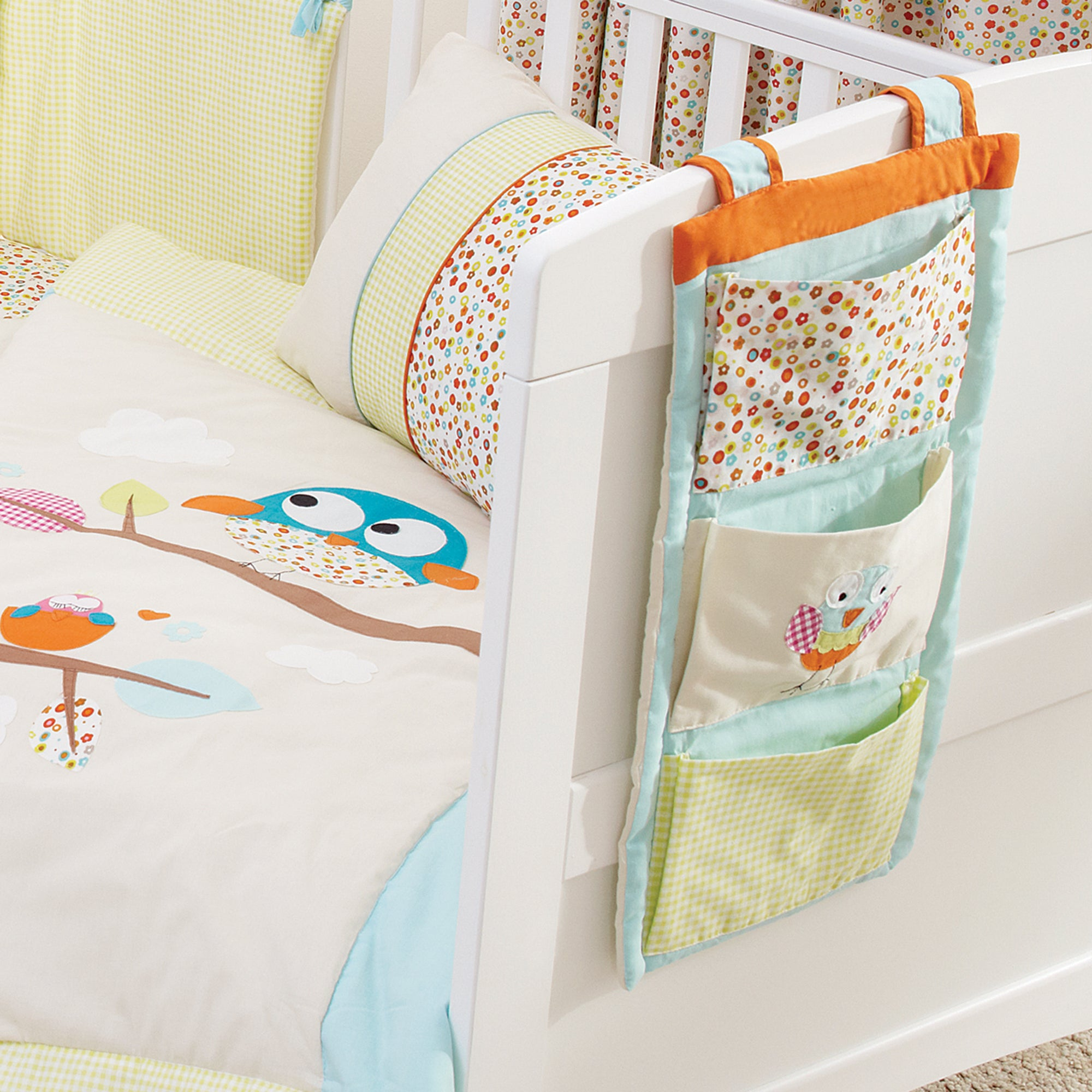 Kids Sleepy Owl Collection Organiser