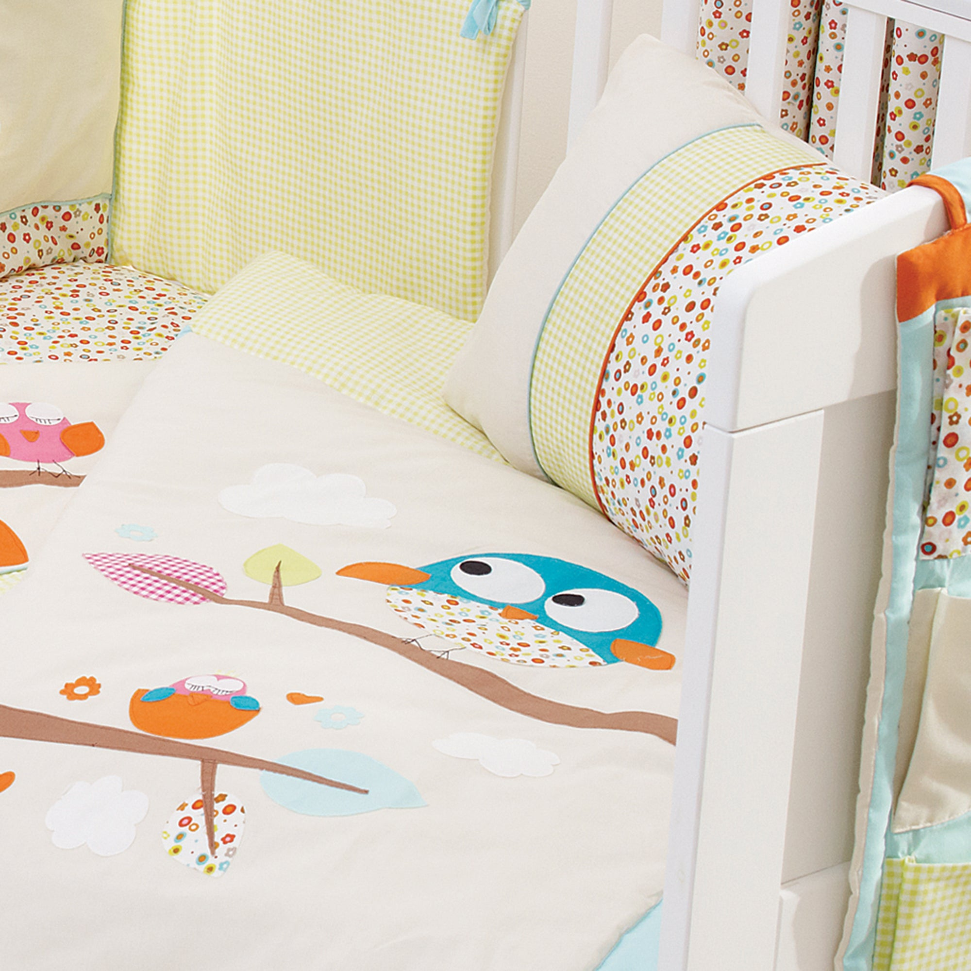 Kids Sleepy Owl Collection Pillowcase