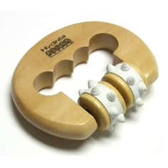 Hydrea Wooden Stress Spot Massager