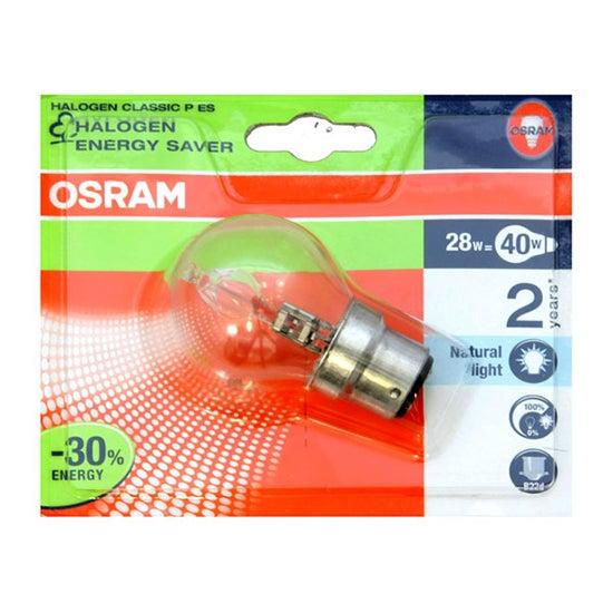 Osram Halogen Energy Saver 28 Watt Globe Bulb