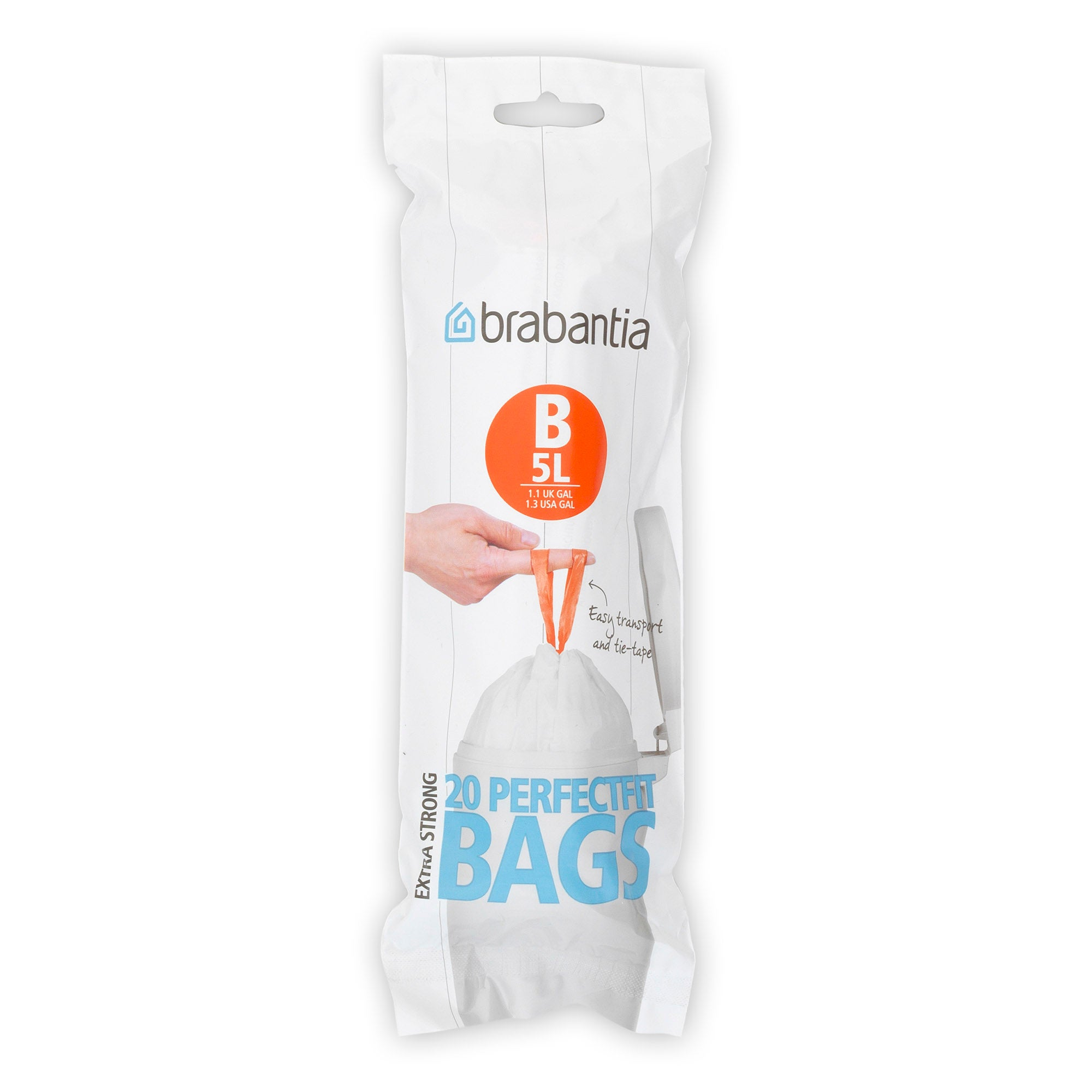 Brabantia 5 Litre Waste Bags