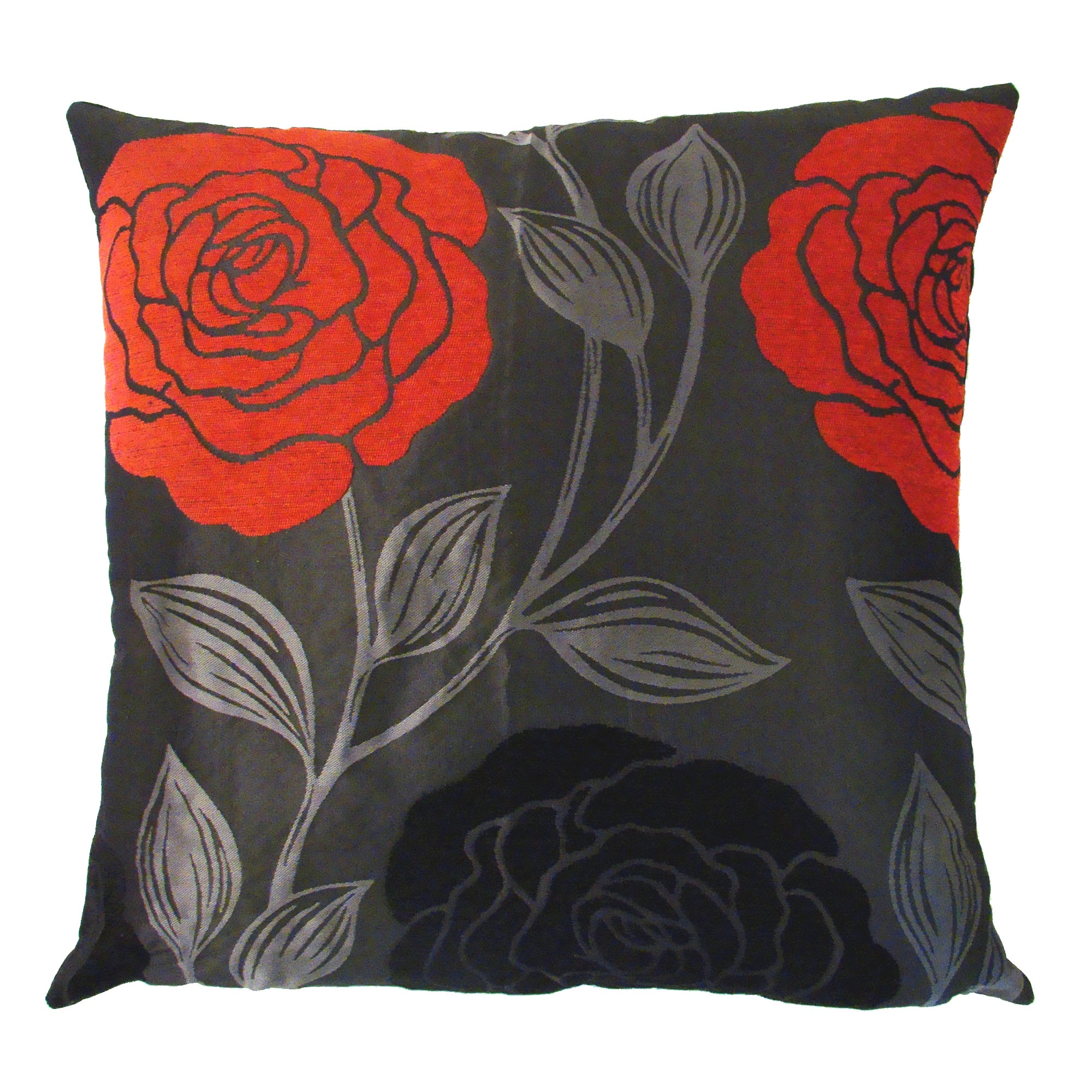 Red Lucy Cushion Cover