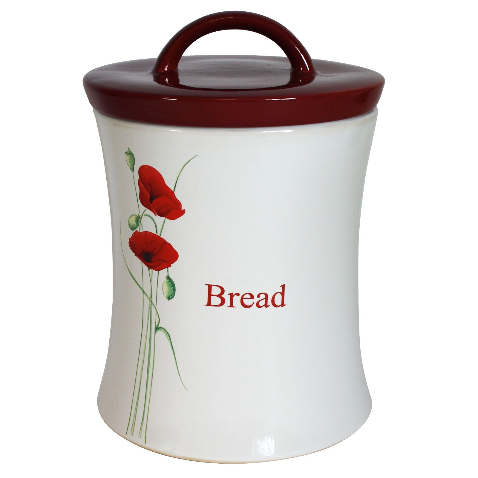 Poppy Collection Bread Bin