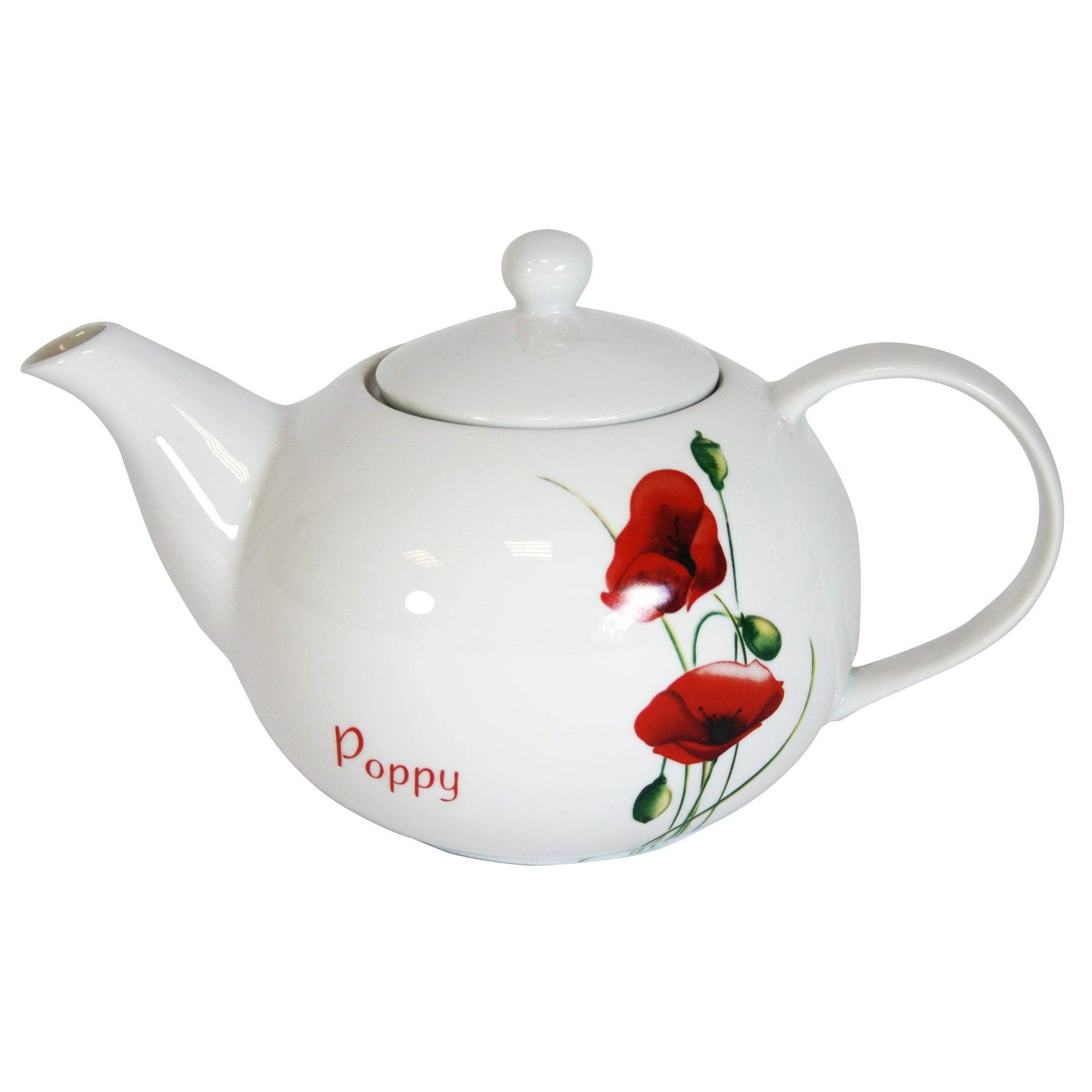 Poppy Collection Teapot
