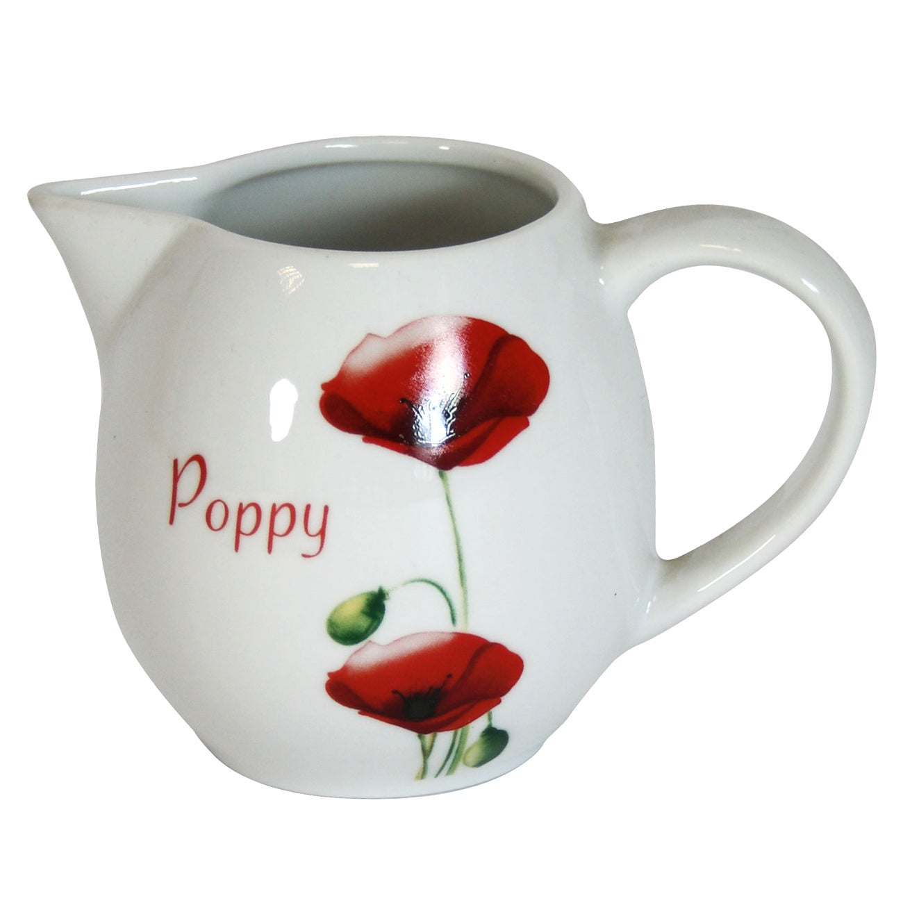Poppy Collection Creamer Jug