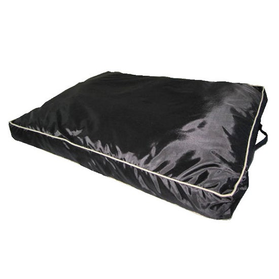 Bruno Waterproof Black Pet Bed