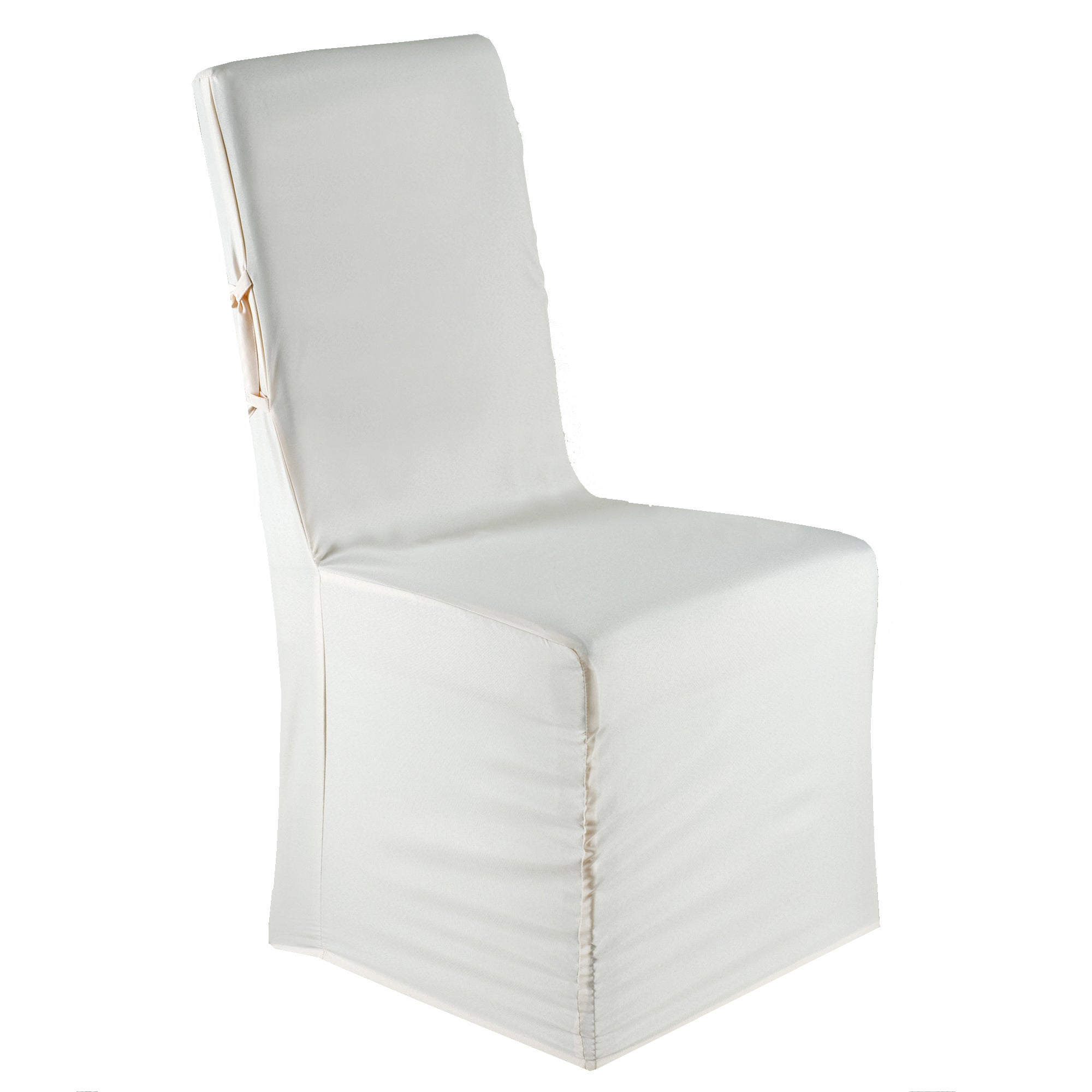 Pack of 2 Natural Chair Covers