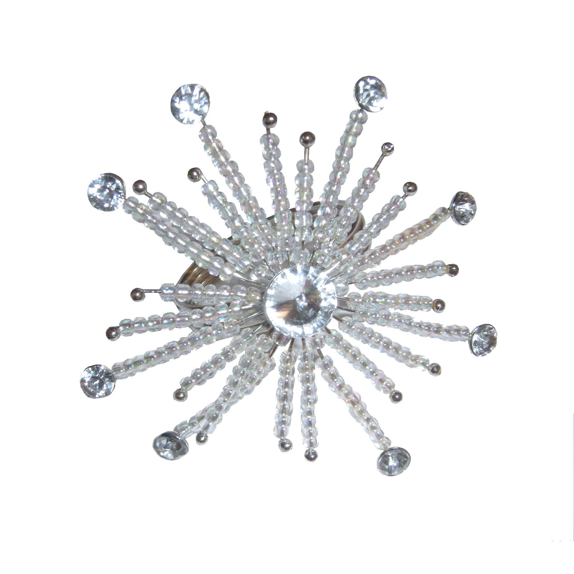 Snowflakes Napkin Ring