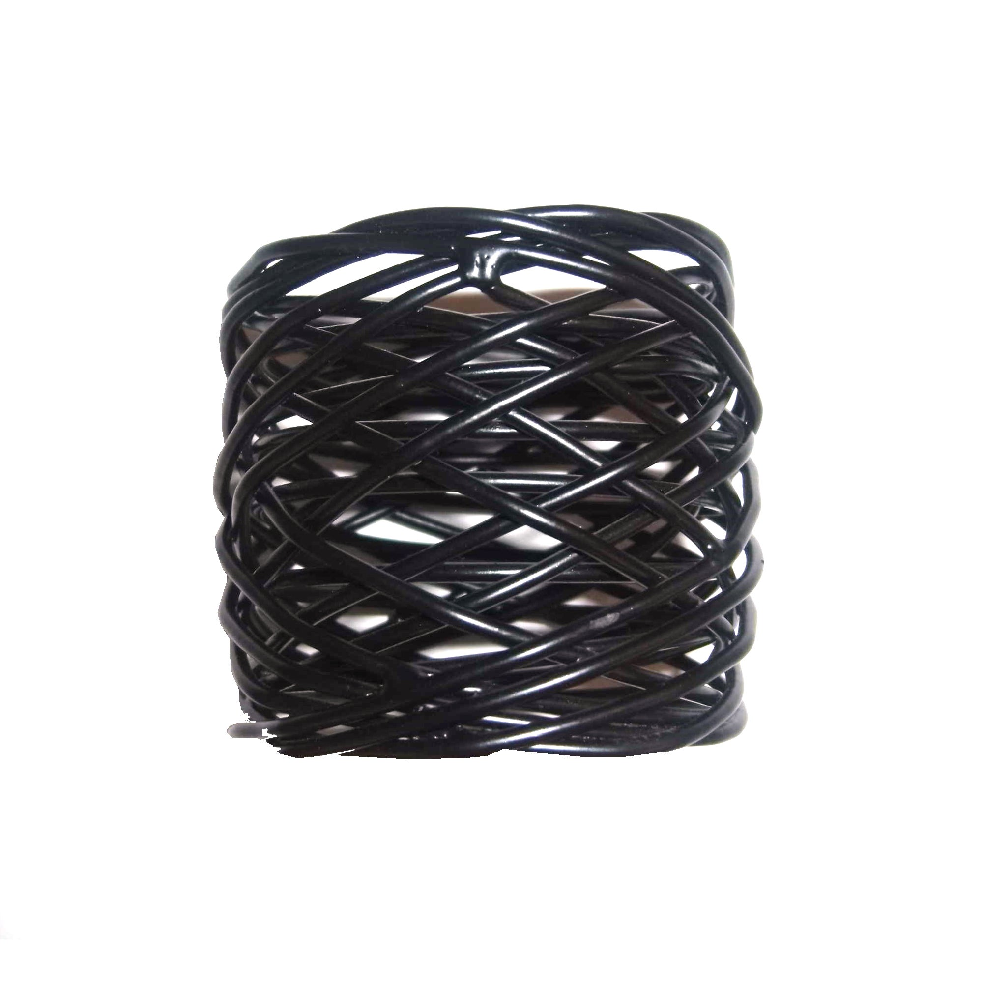 Wire Basket Napkin Ring