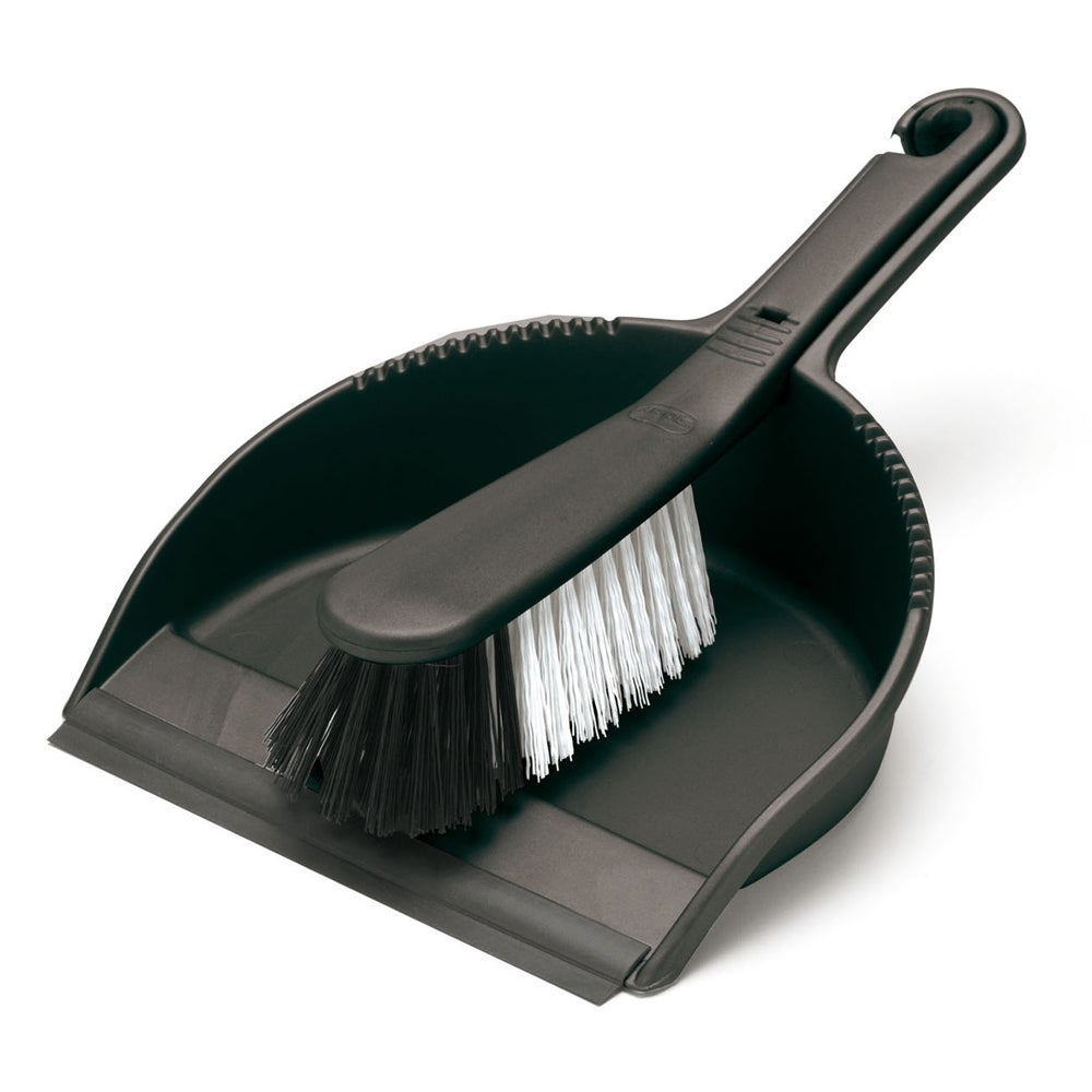 Addis Soft Dustpan and Brush Set