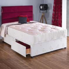 Bronze 600 Pocket Comfort 4 Drawer Divan Bed