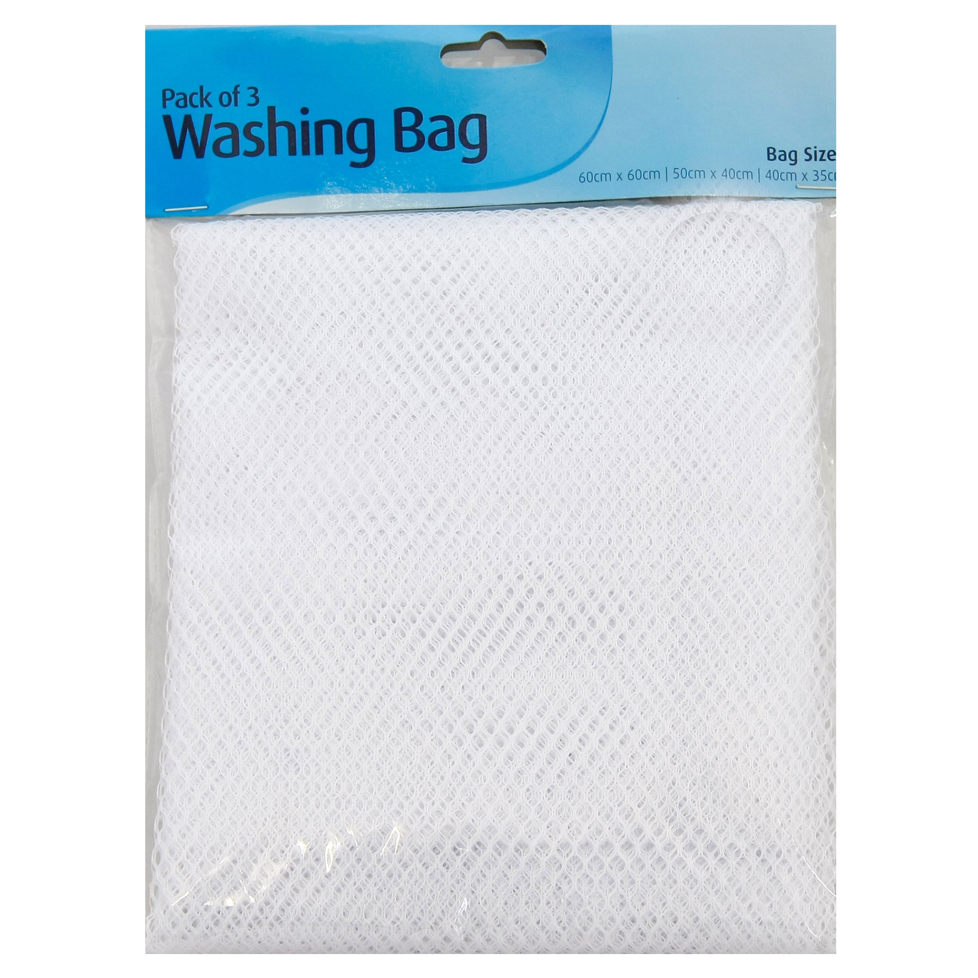 Pack of 3 Wash Bags