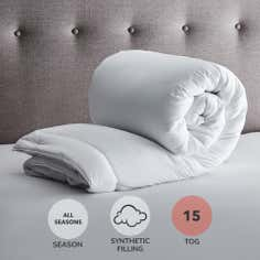 Fogarty All Seasons 15 Tog Duvet