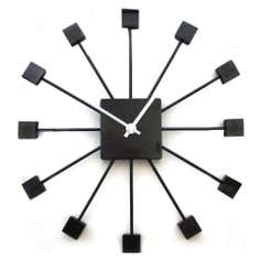 Burford Star Clock