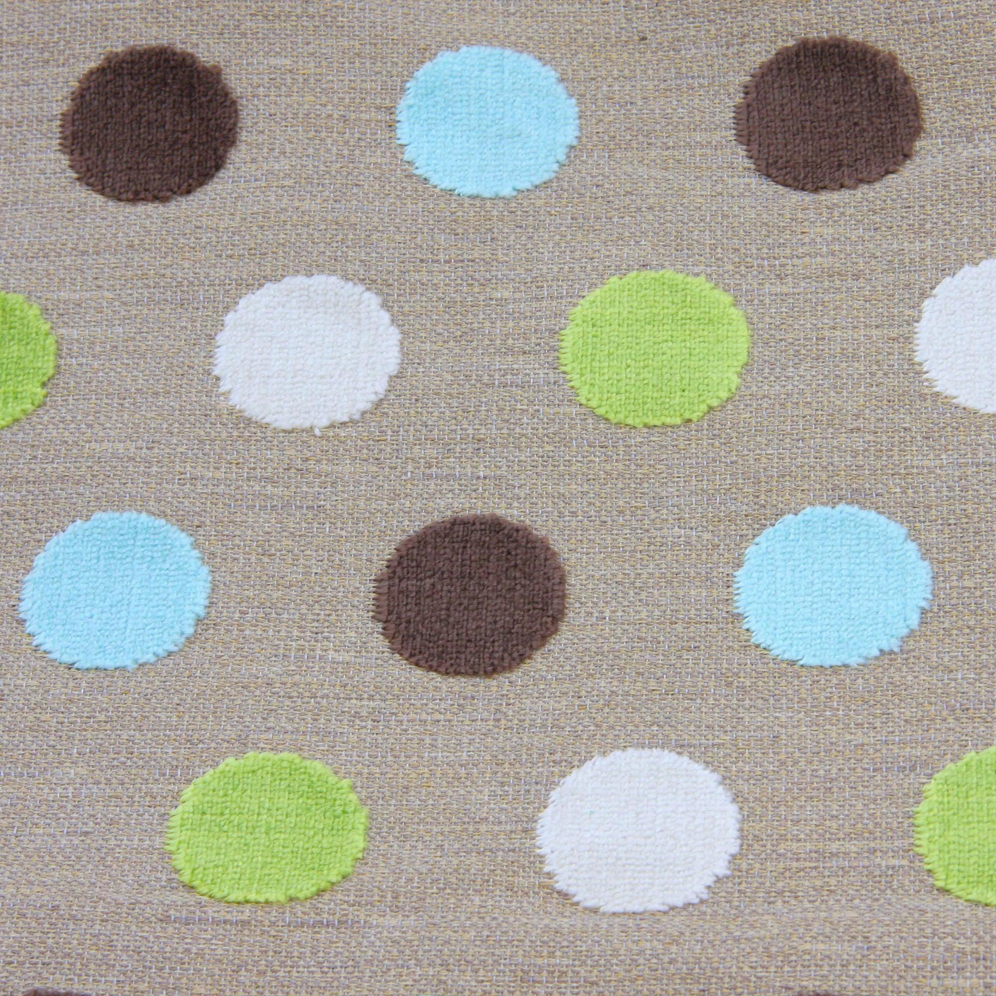 Mezzo Duck Egg Jacquard Fabric