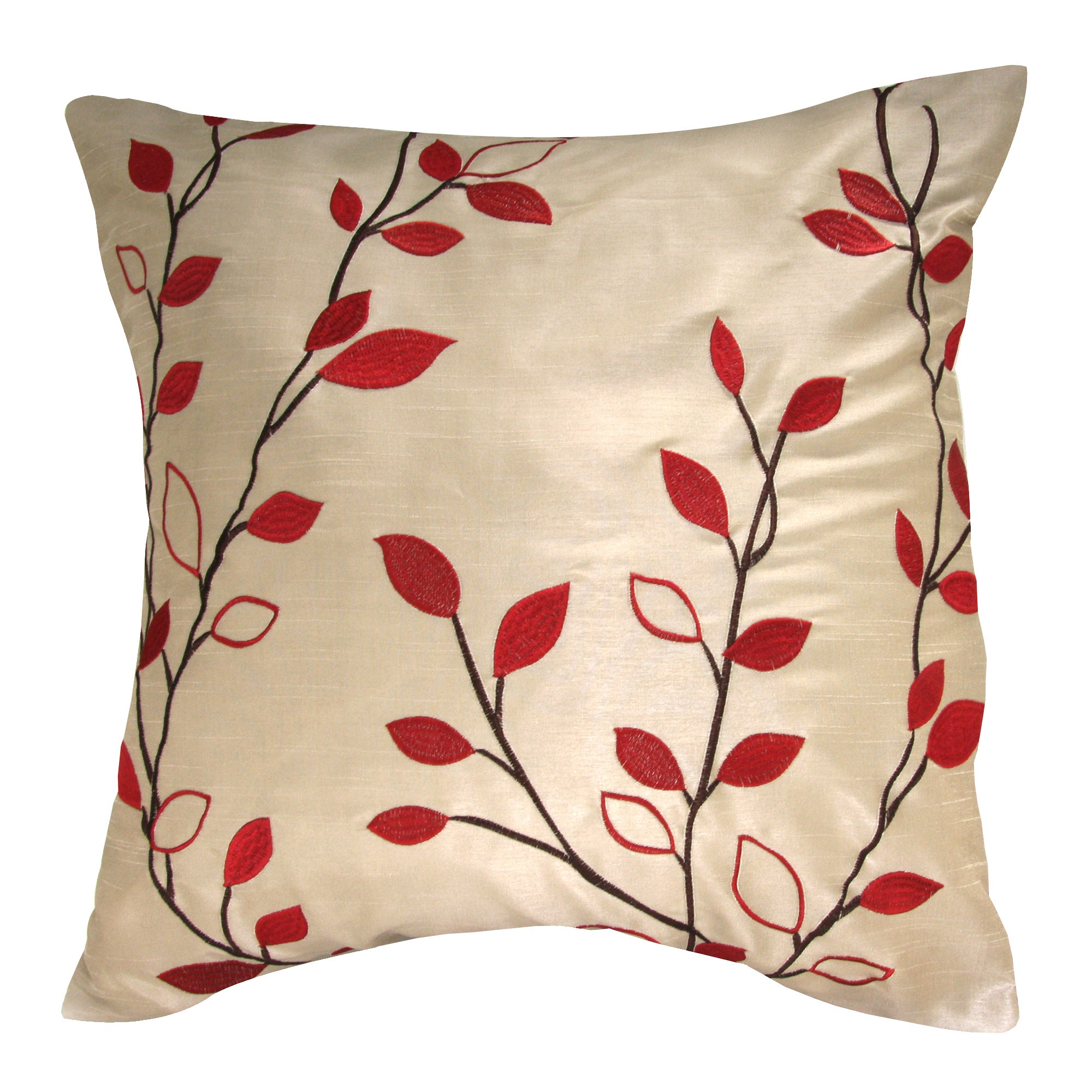 Red Osaka Collection Cushion