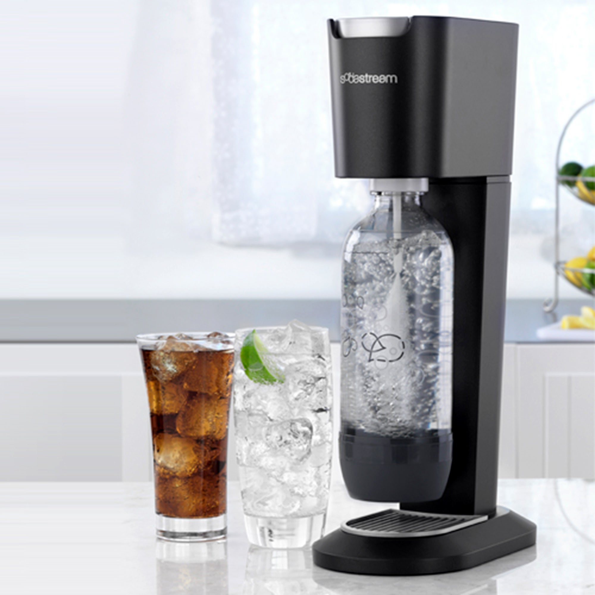 SodaStream Grey Genesis Drinks Maker