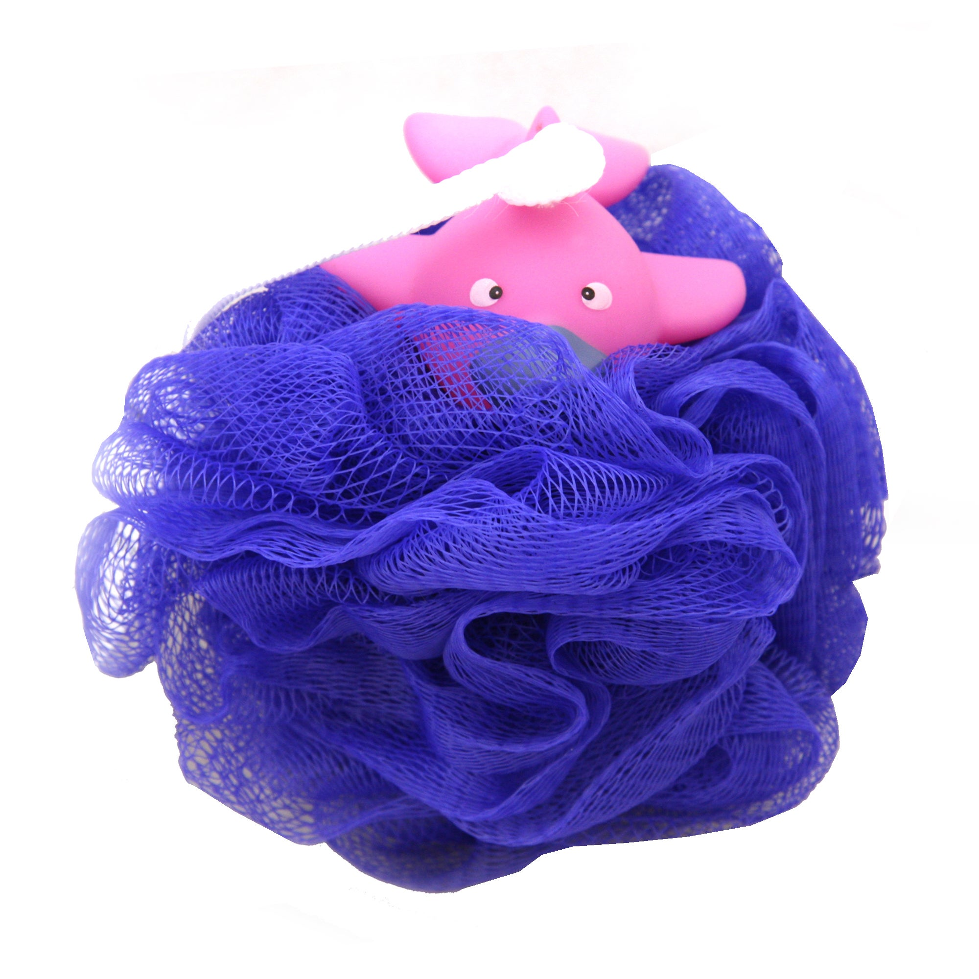 Platy Bath Toy Scrunchie