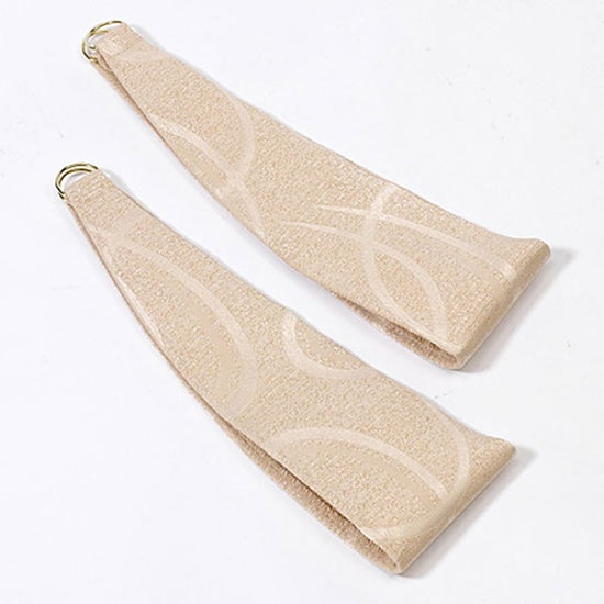 Natural Toledo Collection Curtain Tiebacks