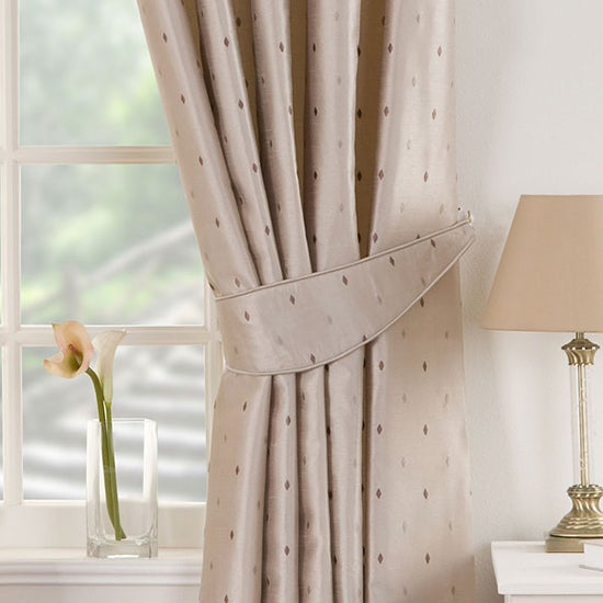 Taupe Vienna Curtain Collection