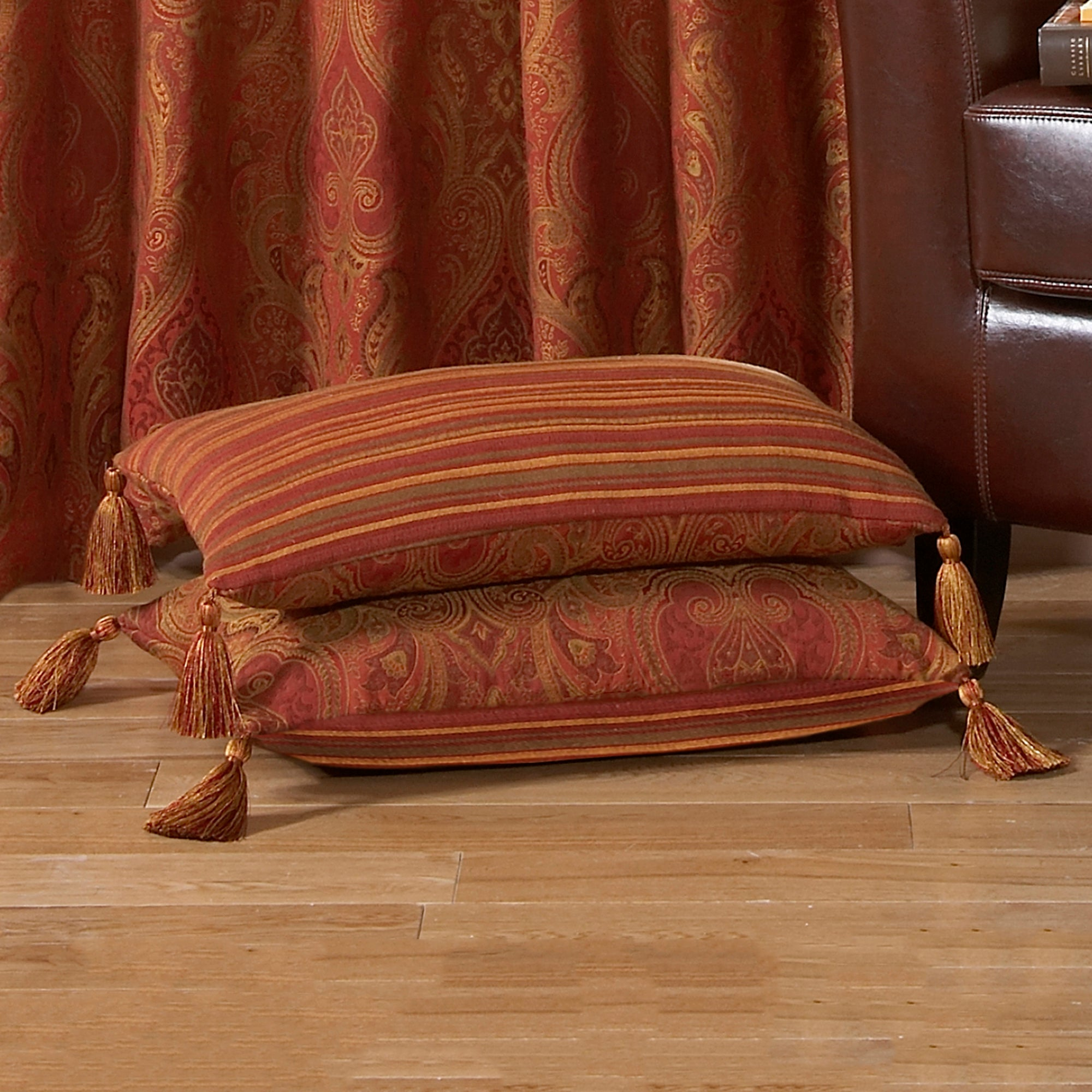 Terracotta Novello Collection Cushion