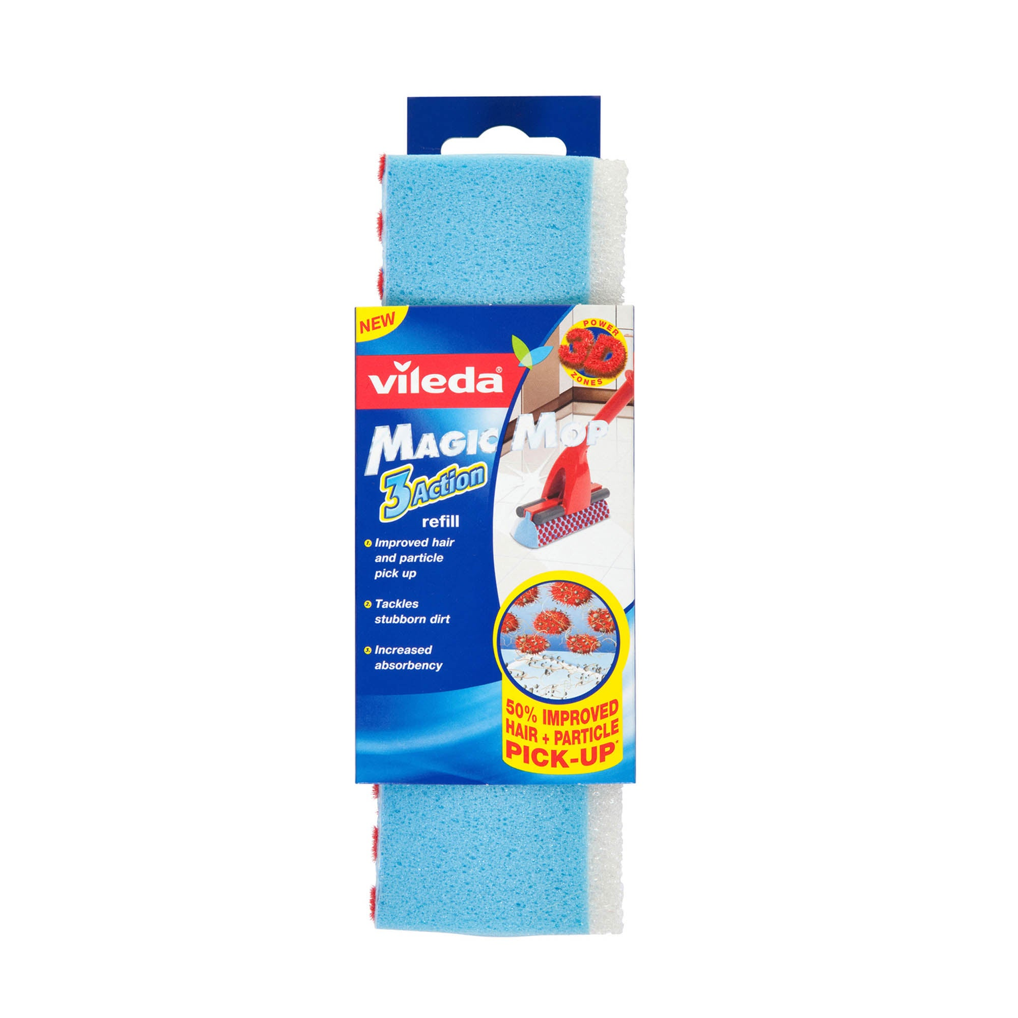 Vileda Magic Mop Head Refill