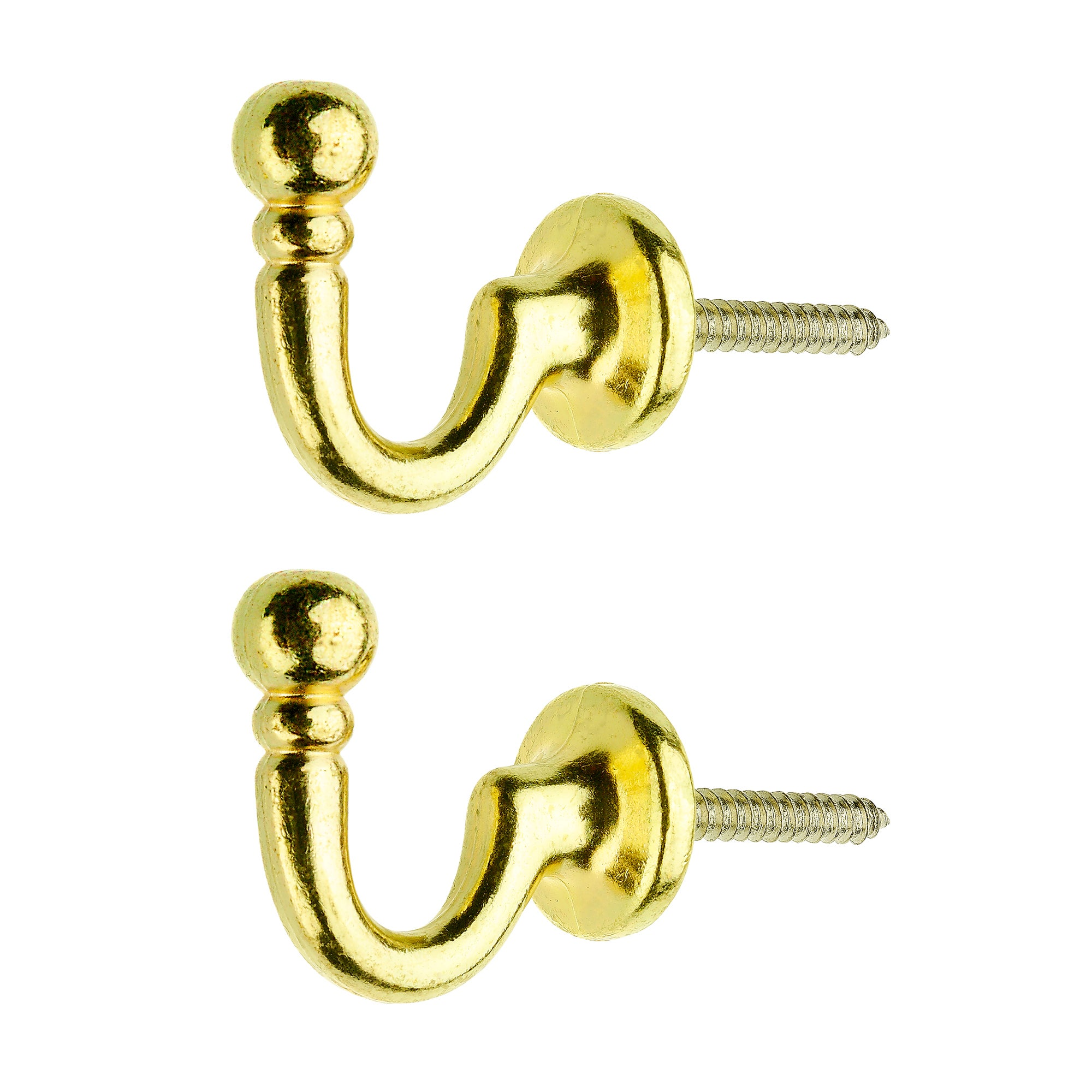Brass Ball Hook
