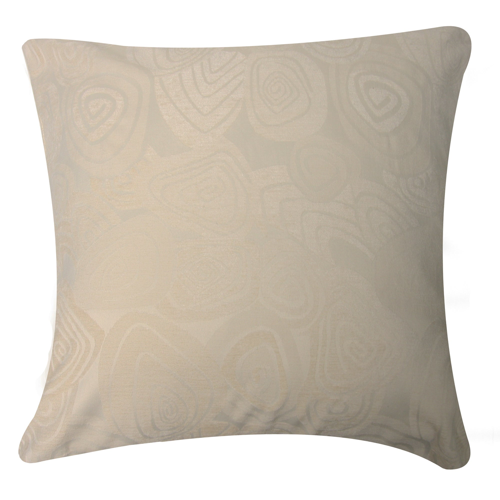Natural Carvella Cushion Cover